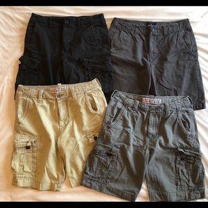 American Eagle Men's Cargo Shorts.
